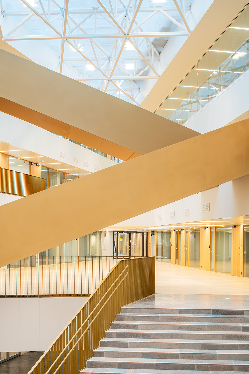 MH AALTO UNIVERSITY SCHOOL OF BUSINESS VERSTAS ARCHITECTS 5