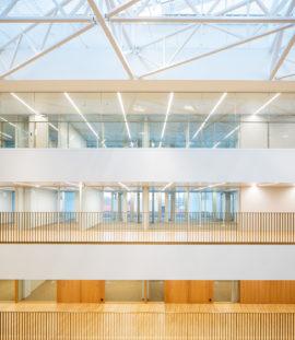 MH AALTO UNIVERSITY SCHOOL OF BUSINESS VERSTAS ARCHITECTS 8