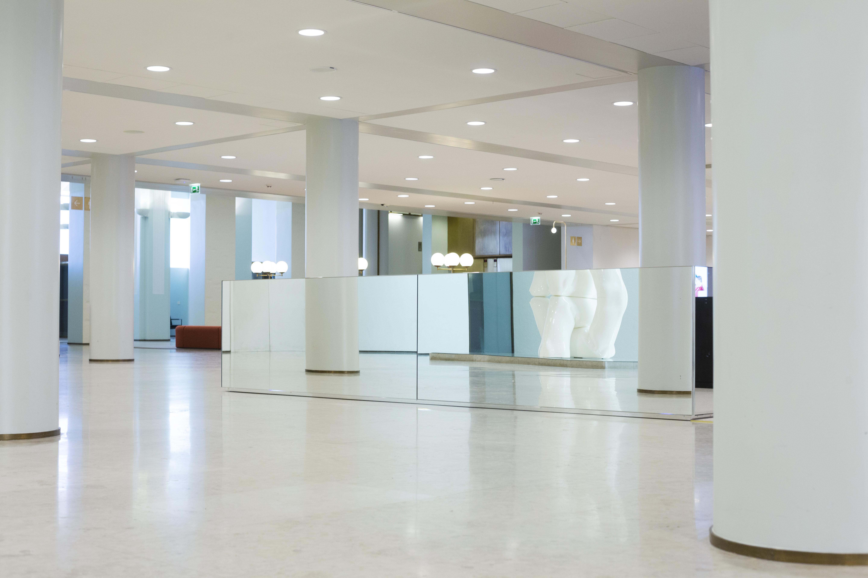 The refurbishment of the Helsinki City Hall lobby by Verstas Architects and KOKO3