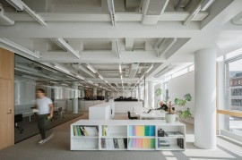 The new office of Verstas Architects, designed by ourselves