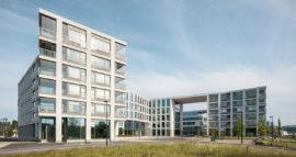 Alvar Aallon katu apartments designed by Verstas Architects in Helsinki Finland