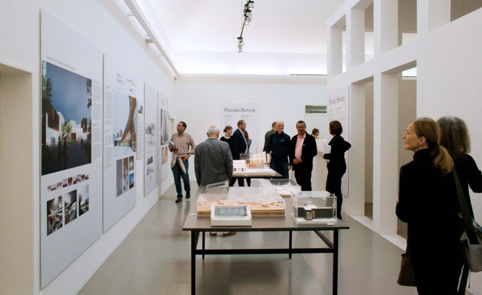 Photograph by Mikko Laak / Architecture Information Centre Finland