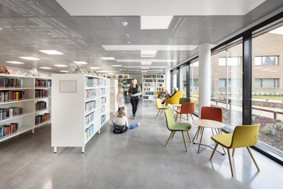 Syvälahti School by Verstas Architects
