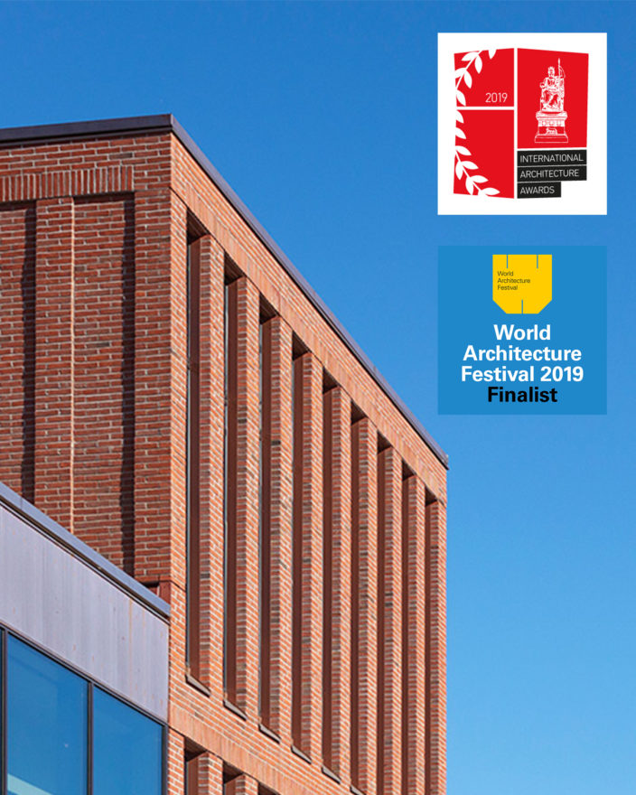 Aalto University Väre Building recognized in World Architecture Festival and International Architecture Award