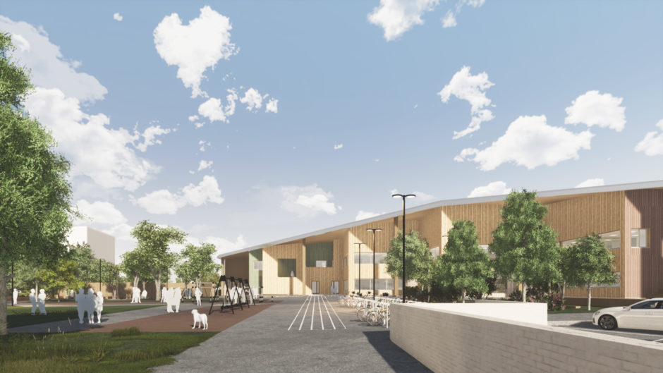 Puotilan ala-aste / Puotila Primary School by Verstas Architects